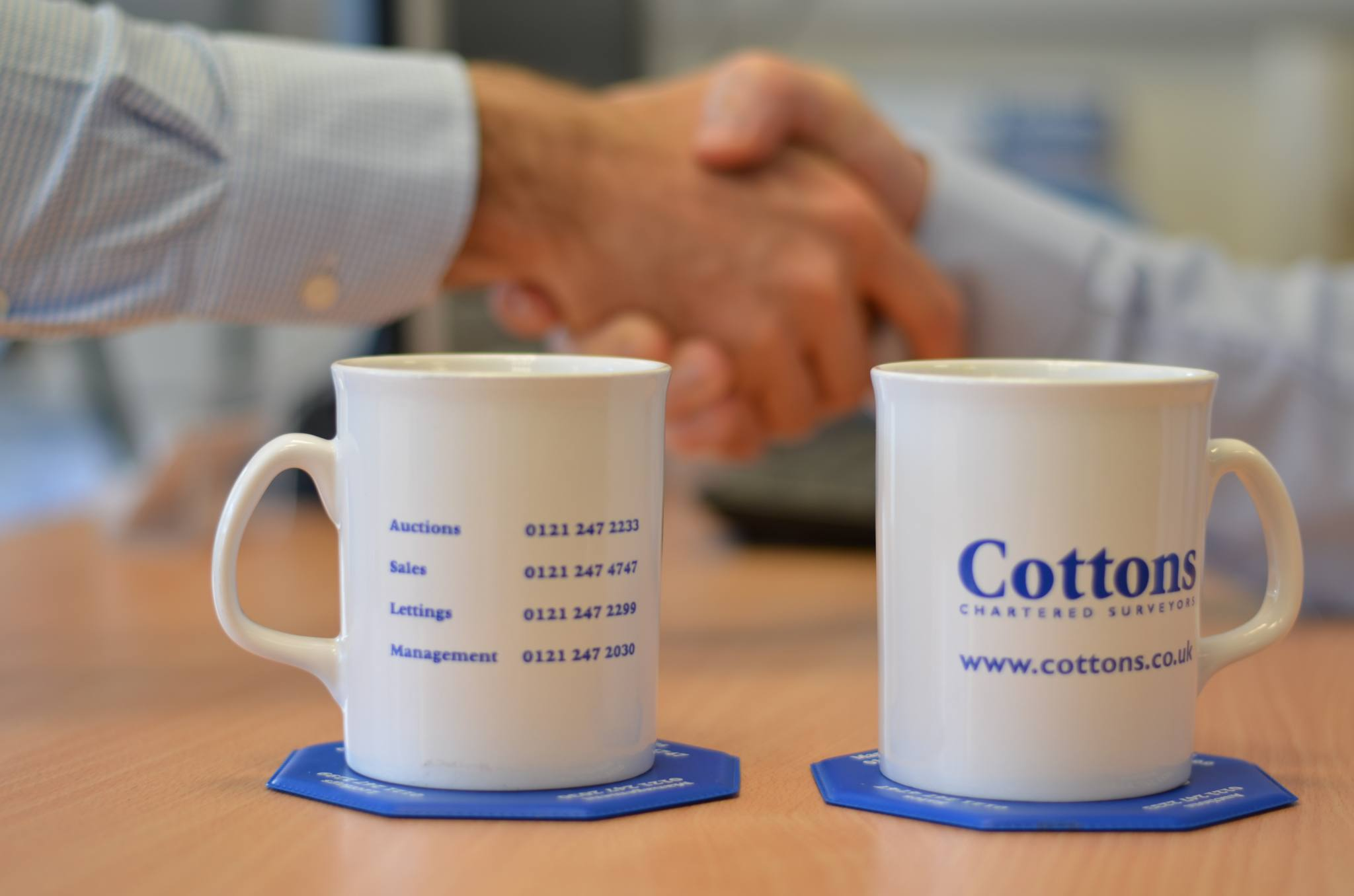 Cottons Property Auctions Birmingham